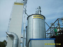 Как просушить зерно с выгодой?