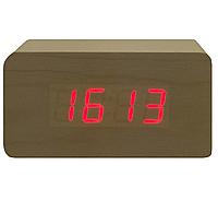 Часы , которые  светятся от батареек  1295
