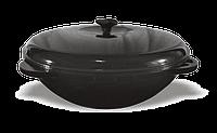 Казан азиатский с крышкой-8 литров (d=340 мм)