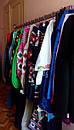 Блузка красная бохо вышитая, вышиванка лен,в этностиле, фото 4