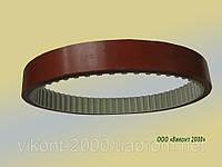 Ремень зубчатый 628-25 (25 Т10/610+ Vikolaks 6 мм.) для упаковочных автоматов «НОТИС»