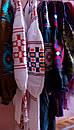 Блузка вышитая бохо, вышиванка лен, в этностиле, фото 8