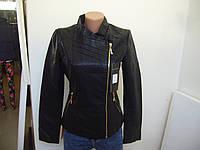 Куртка женская кожзам новая китай  в наличии! s m l xl xxl