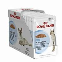 Royal Canin Ultra Light консервированный корм для кошек склонных к полноте