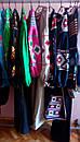 Вышиванка лен блуза вышитая в Бохо-стиле, этно, бохо , фото 7