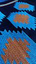 Вышиванка лен блуза вышитая в Бохо-стиле, этно, бохо , фото 8