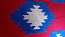 Вышиванка лен блуза вышитая в Бохо-стиле, этно, бохо , фото 9