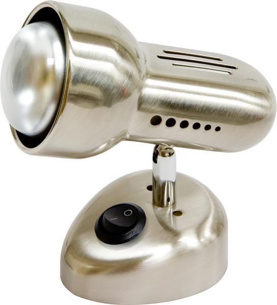 Повороиный светильник для подсветки RAD63 SS 1хR63