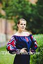 Блузка открытые плечи, бохо, вышитая, этно стиль,Bohemia, фото 2