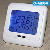 Терморегулятор для теплого пола с датчиком температуры C 07 HE SEN