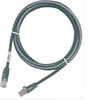 Патч-корд RJ45, 568B-N, FTP PowerCat 5e, LSZH, 10м, Серый