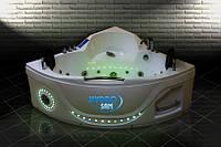 Гидромассажная ванна Hydrosan Modena 763 1540x1540x800 mm