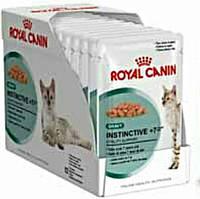 Royal Canin Instinctive 7+ консервированный корм для кошек старше 7 лет