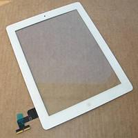 Сенсор Apple iPad 2 з кнопкою Home (Білий)