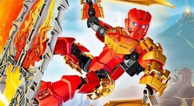 Конструктор bionicle бионикл