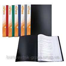 Дисплей-книга Delta D1510, А4, 10 файлов