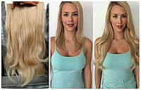 Волосы на заколках тресс прядь №25/613 длина  60см