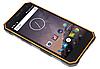 "Sigma mobile X-treame PQ24 black-orange IP68, 1/8 Gb, 5"", MT6580, 3G, фото 3"