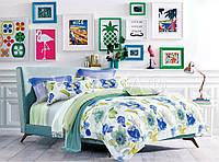Семейный набор постельного белья Ранфорс №12653