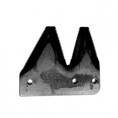 Сегмент крайний косы для жатки Case 1010, 1020, 2020, фото 2