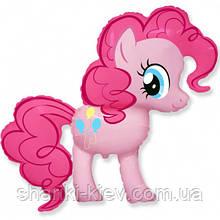 Литл Пони Розовая Шар Гелий