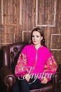 Вышиванка лен блуза вышитая в Бохо-стиле, этно, бохо , фото 3