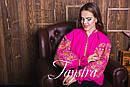 Вышиванка лен блуза вышитая в Бохо-стиле, этно, бохо , фото 2