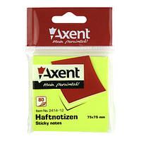 Блок бумаги Axent 2414-A с липким слоем