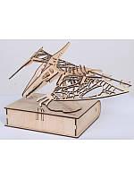 3D Пазл динозавр Птеродактиль