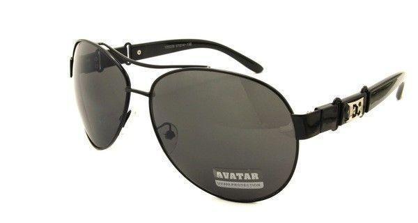 Большие солнцезащитные мужские очки авиаторы Avatar  продажа, цена в ... dce31f4e4ea
