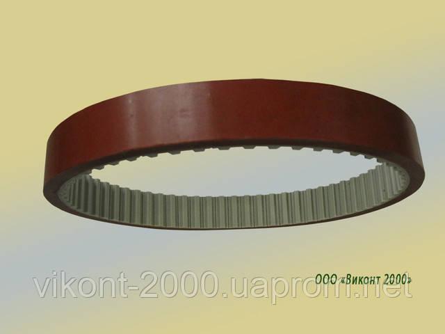 Зубчатый ремень с резиновым покрытием 25 Т10/610+ Vicolaks 6 мм.