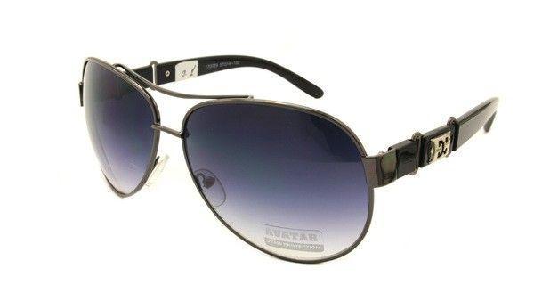 Поляризационные мужские очки авиаторы от солнца Avatar
