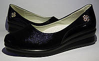 Детские стильные туфли (платформа). 33р.