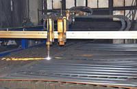 Предоставляем услуги резки металла на машине технической резки металлопроката плазмой и кислородом.