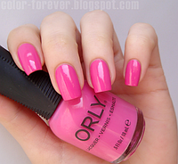 ORLY лак для ногтей №40234 basket case 18 ml.