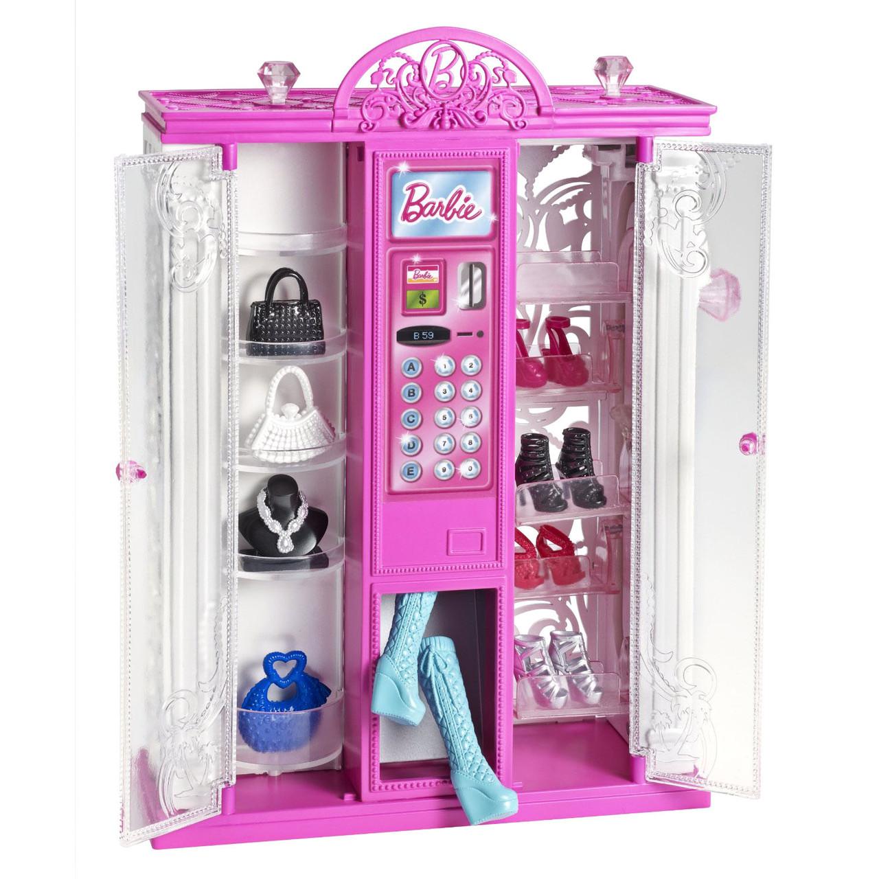 "Автомат с аксессуарами для Барби серии ""Дом мечты"" Barbie (Автомат з аксесуарами  серії Будинок мрії)"