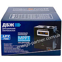 Бесперебойник LogicPower LPY-C-PSW-1000VA - ИБП (12В, 700Вт) - инвертор с чистой синусоидой, фото 8