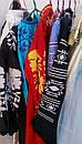 Блуза один рукав моношолдер вышитая женская, бохо, вышиванка лен, этно стиль, Bohemia, фото 8