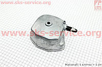 Крышка головки цилиндра (клапанов) R190N (алюминий)