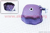 Крышка головки цилиндра (клапанов) R190N (чугун)