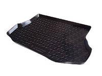 Резиновый коврик в багажник Kia Sorento 02-09  Lada Locer (Локер)