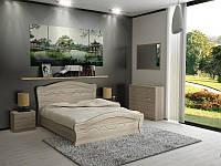 Односпальная кровать Виолетта