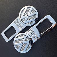 Комплект эксклюзивных заглушек с логотипом Volkswagen (Фольцваген)