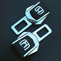 Комплект элитных заглушек с логотипом Honda (Хонда)