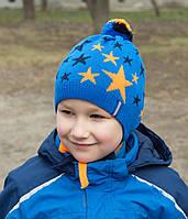 Шапочка детская Салют размер  52 (осенняя), фото 1