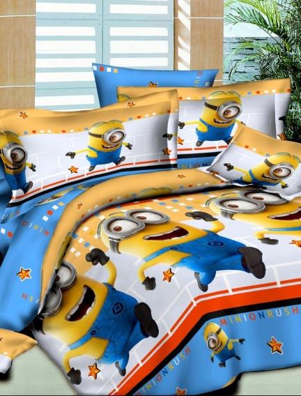 Подростковое постельное белье, покрывала на кровать, диван