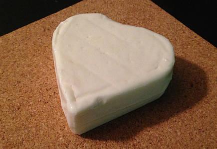 Zinka козий сыр мягкий /сердечко 200g/, фото 2