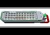 Светильник аккумуляторный трансформер 33LED 110- 240V 3528SMD 160Lm 6500K / LMB16