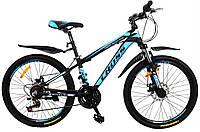 """Cross Hunter - подростковый велосипед 24"""""""