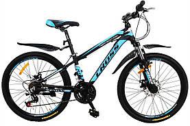 """Подростковый велосипед Cross Hunter 24"""""""